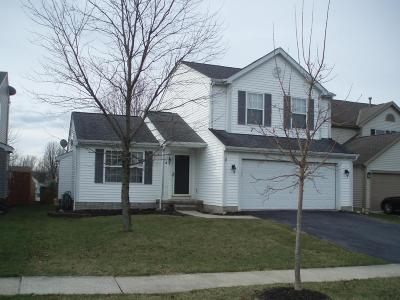 Blacklick Single Family Home Contingent Finance And Inspect: 529 Lamesa Drive