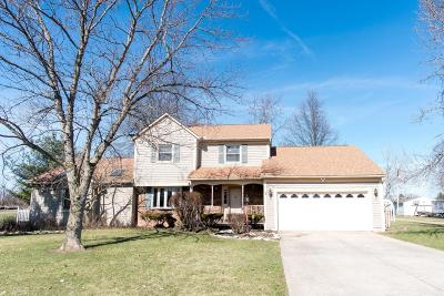Grove City Single Family Home Contingent Finance And Inspect: 1730 Zuber Road