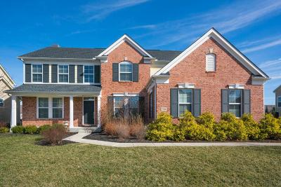Dublin Single Family Home Contingent Finance And Inspect: 5946 Winslow Court