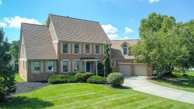 Westerville Single Family Home For Sale: 6905 Stillwater Cove