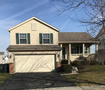 Blacklick Single Family Home Contingent Finance And Inspect: 764 Sauter Lane