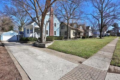 Worthington Single Family Home Contingent Finance And Inspect: 112 W Stafford Avenue