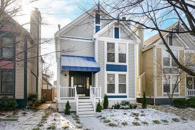 Columbus Single Family Home Contingent Finance And Inspect: 361 W 4th Avenue