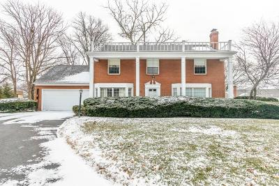 Upper Arlington Single Family Home Contingent Finance And Inspect: 3421 Stonehenge Court
