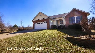 Howard Single Family Home Contingent Finance And Inspect: 328 Valleybrook Circle