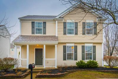 New Albany Single Family Home Contingent Finance And Inspect: 6177 Womersley Drive