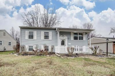 Gahanna Single Family Home Sold: 319 Baroness Way