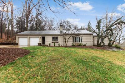 Mount Vernon OH Single Family Home Contingent Finance And Inspect: $225,000
