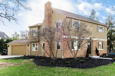 Upper Arlington Single Family Home Contingent Finance And Inspect: 1801 Waltham Road
