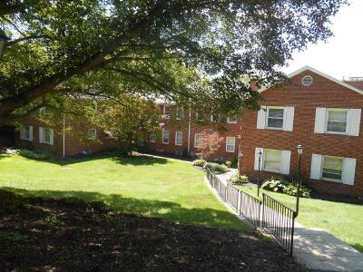 Upper Arlington Condo Contingent Finance And Inspect: 2615 Charing Road #F