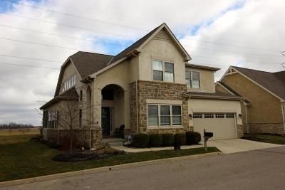 Hilliard Single Family Home For Sale: 4752 Halle Circle
