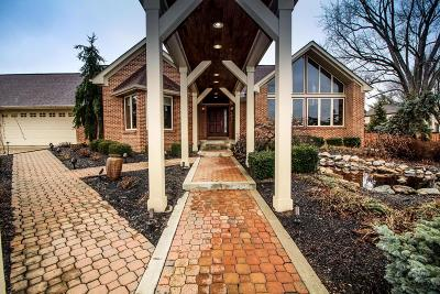 Columbus Single Family Home For Sale: 4037 Dublin Road