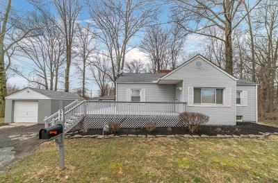Gahanna Single Family Home For Sale: 586 Marinell Lane