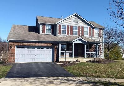 Dublin Single Family Home Contingent Finance And Inspect: 6040 Anna Loop