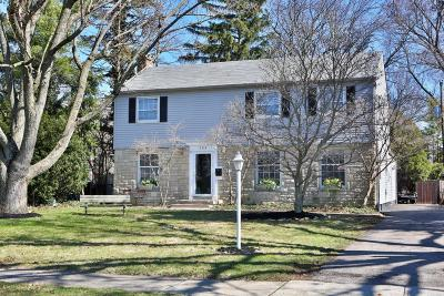 Bexley Single Family Home Contingent Finance And Inspect: 284 S Stanwood Road