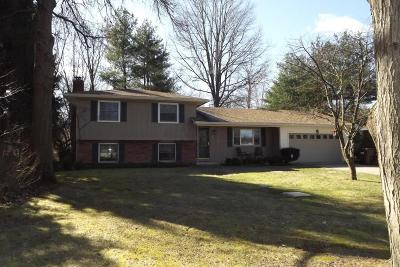 New Albany Single Family Home Contingent Finance And Inspect: 8101 Morse Road