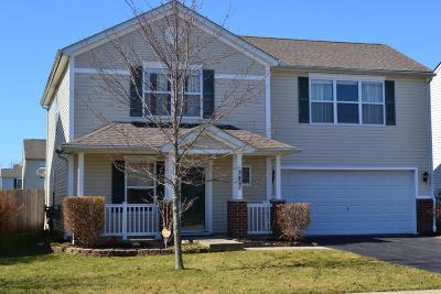 Canal Winchester Single Family Home Contingent Finance And Inspect: 5487 Rockhurst Drive