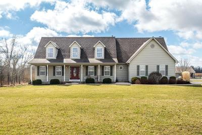 Union County Single Family Home Contingent Finance And Inspect: 20269 Bear Swamp Road
