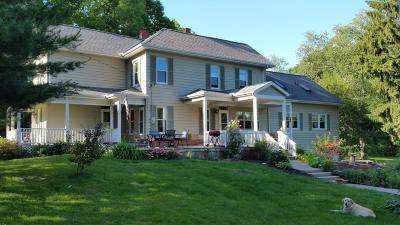 Blacklick Single Family Home For Sale: 2120 Reynoldsburg New Albany Road