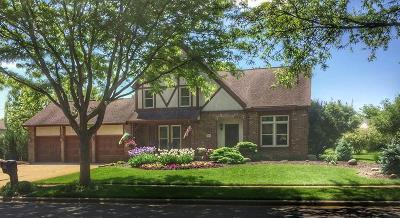 Dublin Single Family Home Contingent Finance And Inspect: 5557 Sells Mill Drive