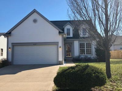 Grove City Single Family Home Contingent Finance And Inspect: 4445 Windrow Drive