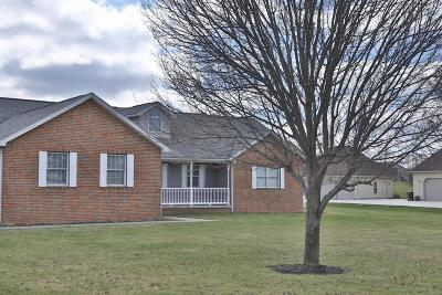 Chillicothe Single Family Home Contingent Finance And Inspect: 233 Buckeye Trail