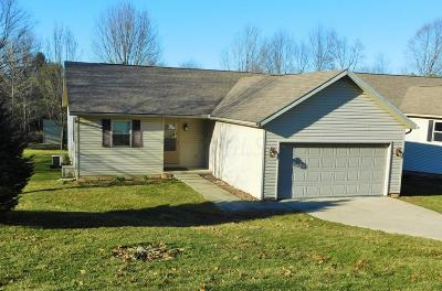 Howard Single Family Home For Sale: 124 Northern Spy Drive