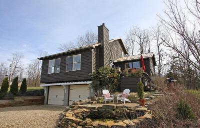 Howard Single Family Home Contingent Finance And Inspect: 776 Highland Hills Drive