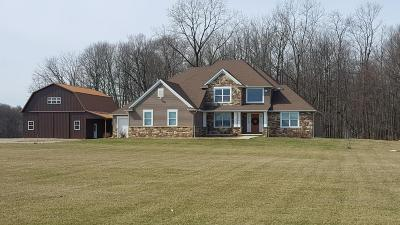 Fredericktown Single Family Home Contingent Finance And Inspect: 2340 Township Road 190