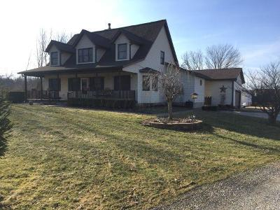 Single Family Home For Sale: 1372 York Road SW