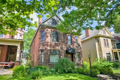 Columbus Single Family Home Contingent Finance And Inspect: 698 Neil Avenue