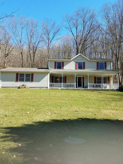 Newark Single Family Home Contingent Finance And Inspect: 3260 London Hollow Road NE