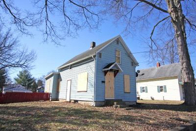 Mount Vernon OH Single Family Home For Sale: $25,000