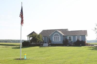 Union County Single Family Home For Sale: 32650 Wellwood Road