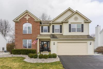 Westerville Single Family Home Sold: 6014 Commonwealth Drive