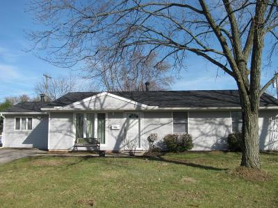 Gahanna Single Family Home Sold: 436 Lincolnshire Road