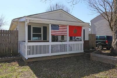 Columbus Single Family Home For Sale: 3415 Arnsby Road