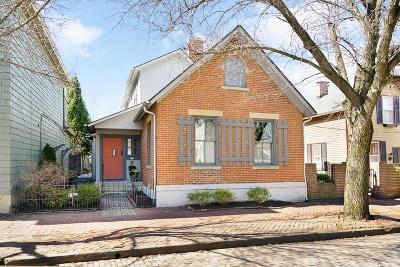 Columbus Single Family Home For Sale: 783 S 5th Street
