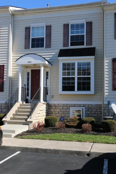 New Albany OH Condo Contingent Finance And Inspect: $124,900