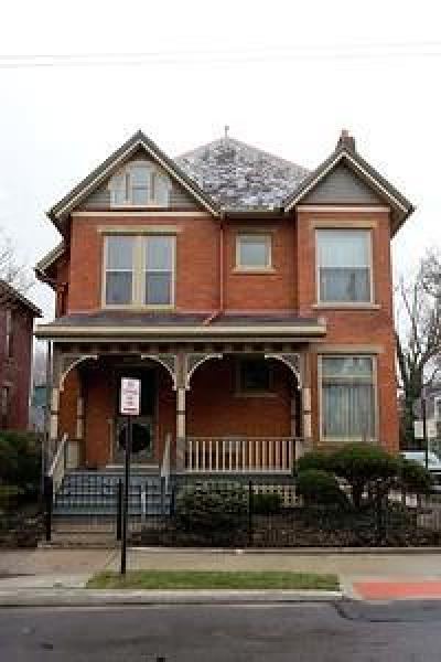 Columbus Single Family Home Contingent Finance And Inspect: 803 Franklin Avenue
