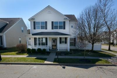 New Albany Single Family Home Contingent Finance And Inspect: 7165 Alma Terrace Drive