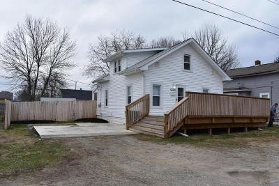 Obetz OH Single Family Home Sold: $109,900