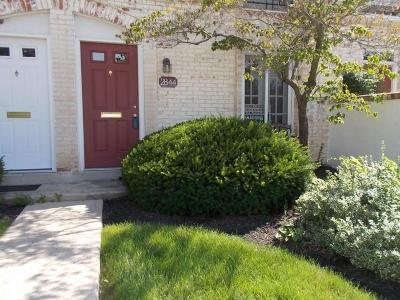 Upper Arlington Condo For Sale: 2844 Chateau Circle #92