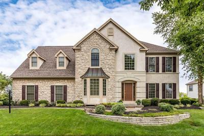 Dublin Single Family Home Contingent Finance And Inspect: 6612 Ballantrae Place