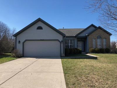Grove City Single Family Home Contingent Finance And Inspect: 3303 Grovepark Drive