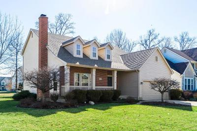 Powell Single Family Home Contingent Finance And Inspect: 3787 Wedgewood Place Drive