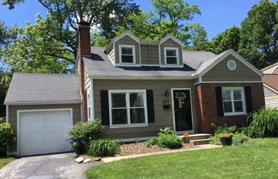 Columbus Single Family Home For Sale: 2517 Wellesley Drive