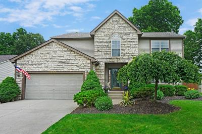 Grove City Single Family Home For Sale: 1672 Clayton Court