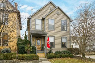 Columbus Single Family Home Contingent Finance And Inspect: 485 W 2nd Avenue
