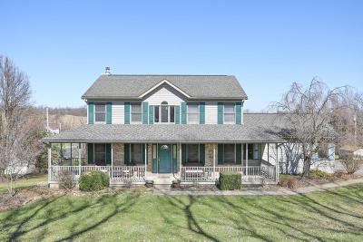 Chillicothe Single Family Home For Sale: 71 Wiley Road